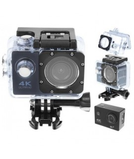 Športová kamera 4K ULTRA HD WI-FI - KARTA 32 GB