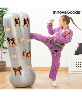 Stojacie nafukovacie boxerské vrece pre deti InnovaGoods