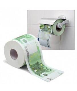 Toaletný papier XL - 100 eur