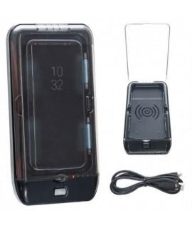 UV sterilizátor s nabíjačkou na mobil