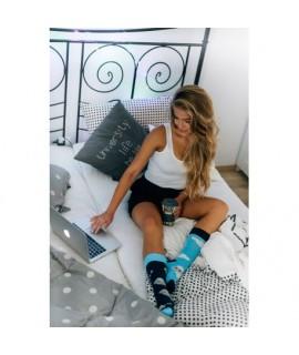 Veselé ponožky HESTY - Bééékačik 43-46