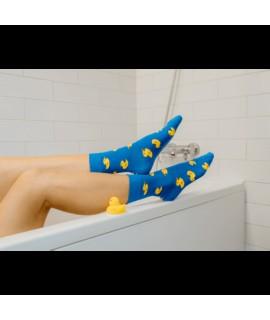 Veselé ponožky HESTY - Kačička Modrá 35-38