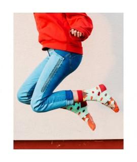Veselé ponožky HESTY - Veverička 35-38