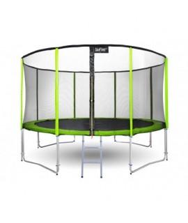 Záhradná trampolína SKYFLYER RING 2v1 427cm 14 stopová