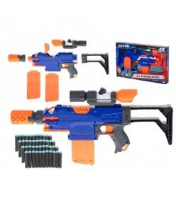 Zbraň s penovými nábojmi - Hero 48 striel