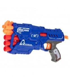 Zbraň s penovými projektilmi - Blaze Storm - 10 striel