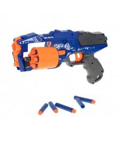 Zbraň s penovými projektilmi - Blaze Storm - 20 striel