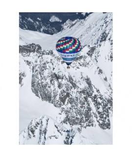 Zimný expedičný let balónom nad Tatrami