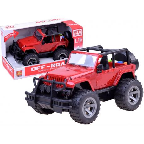 Terénne auto - Jeep